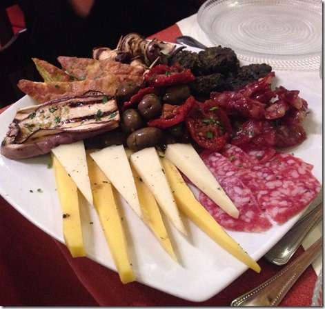 Antipasti Aidonesi
